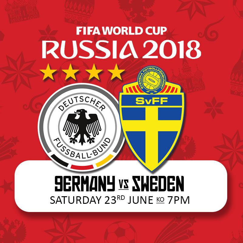 آلمان - سوئد - ۲ تیر ۱۳۹۷