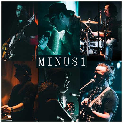 کنسرت گروه منهای یک (Minus1) - ۲۵ و ۲۶ مرداد ۱۳۹۷